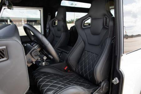 Project Blackcomb: Un Land Rover Defender con motor V8 y 565 CV