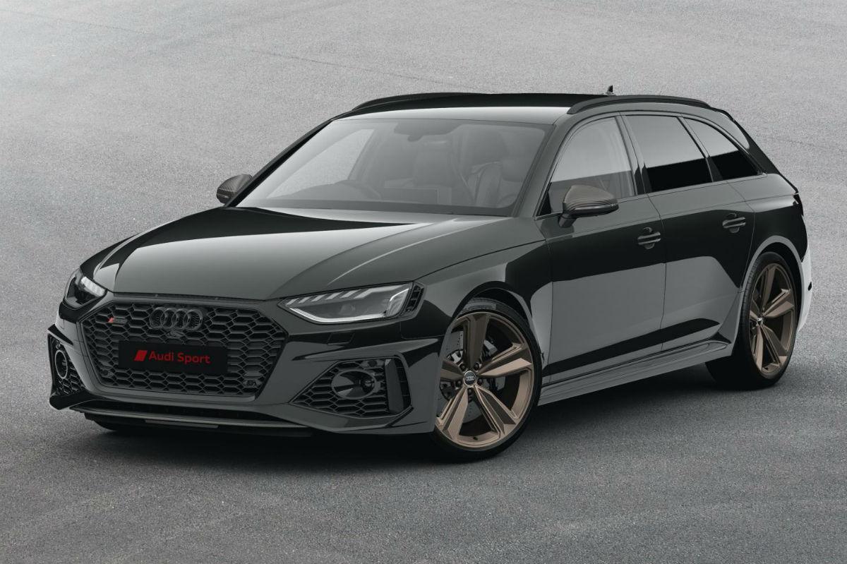 Audi RS4 Avant Bronze Edition: Sólo 25 unidades