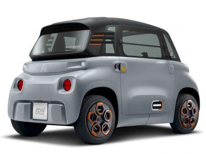 Citroën lanza de manera oficial el AMI: 100% eléctrico, sin permiso de conducir y a un precio de 6.900 euros