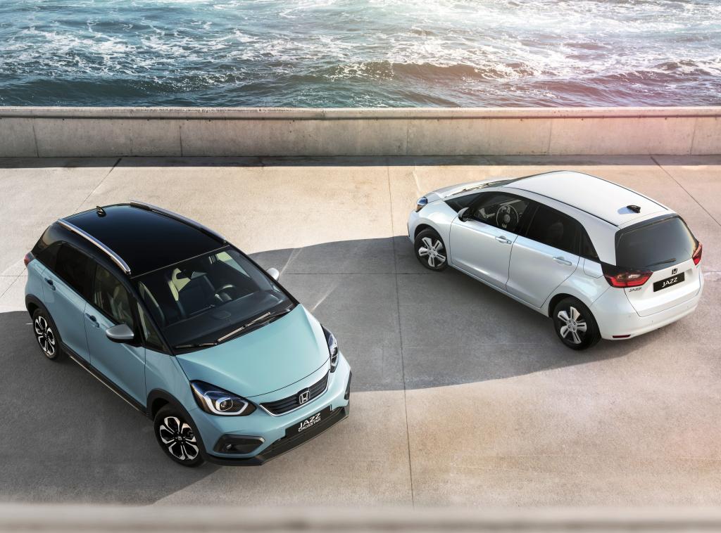 El Honda Jazz híbrido 2020 llegará desde 22.900 euros a España