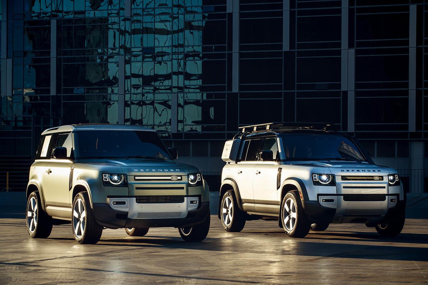 El Land Rover Defender 90 ya ha llegado a España: No es nada barato