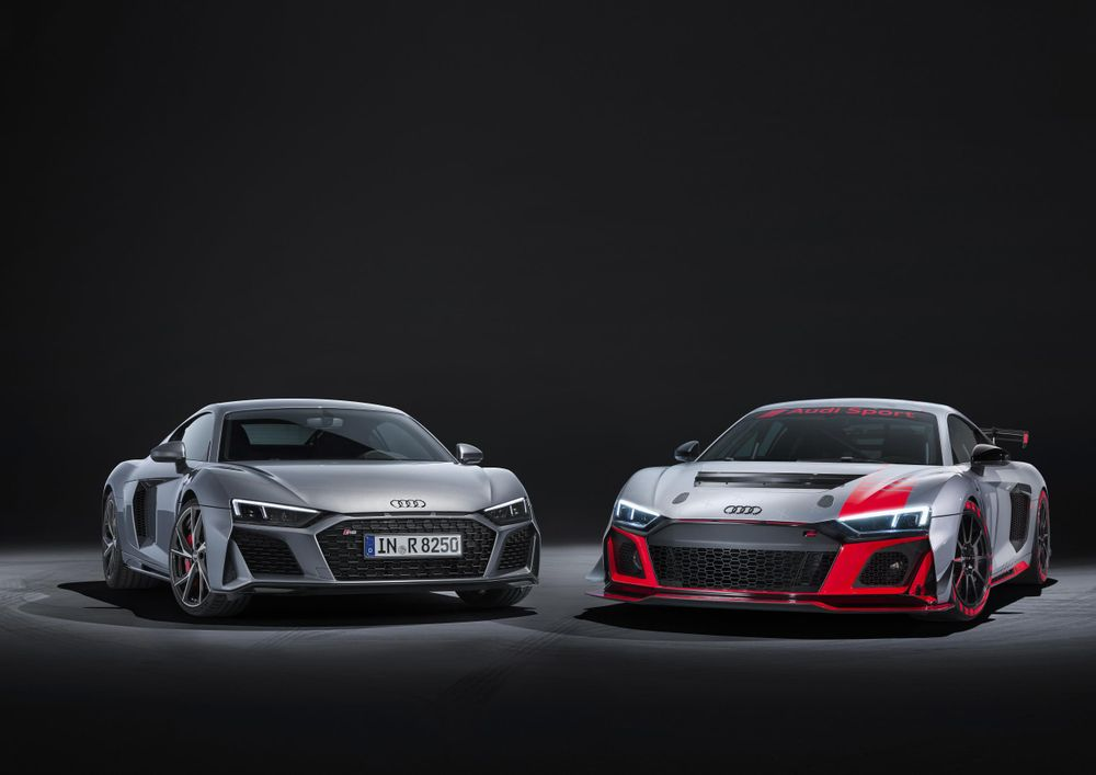 El nuevo Audi R8 no será 100% eléctrico: será híbrido y contará con un V10