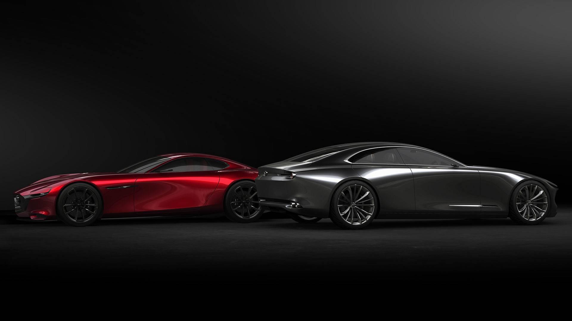El nuevo Mazda RX-9 podría no ser rotativo: en su lugar, montaría un seis cilindros en línea