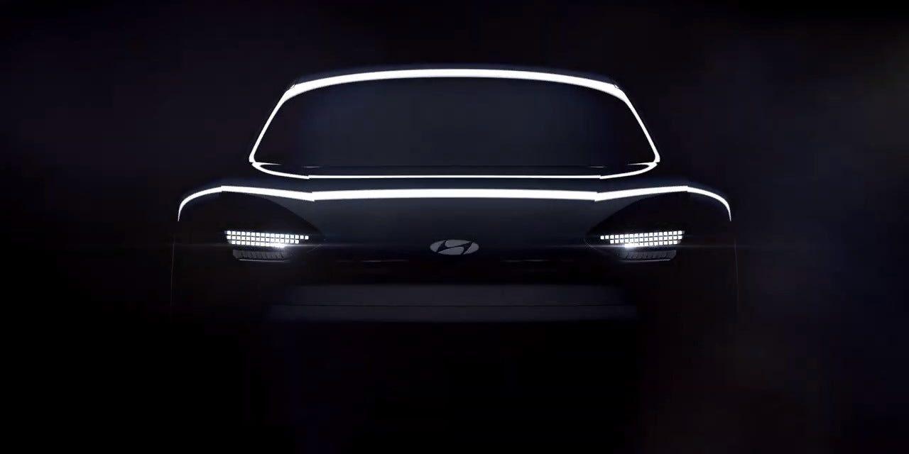 Hyundai Prophecy EV: Un nuevo modelo 100% eléctrico... que será una berlina deportiva