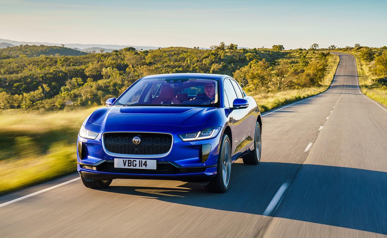 Jaguar se ve obligada a parar la producción del I-Pace eléctrico: No tiene suministros suficientes