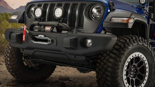 Jeep Wrangler JPP 20: La opción de Mopar para aquellos más aventureros