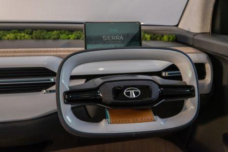 TATA Sierra Concept: La vuelta del Telcosport, pero adaptado a los nuevos tiempos