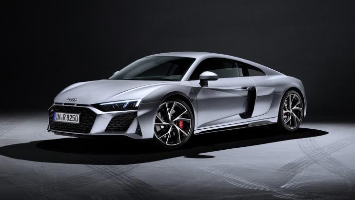 """Audi registra el nombre R8 """"Green Hell"""". ¿Nos estará preparando una versión para romper récords en Nürburgring?"""