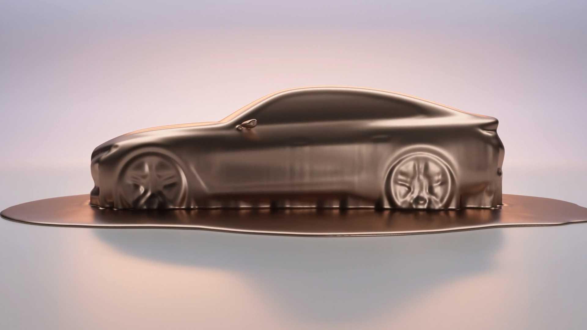 BMW Concept i4: último anticipo oficial antes del debut