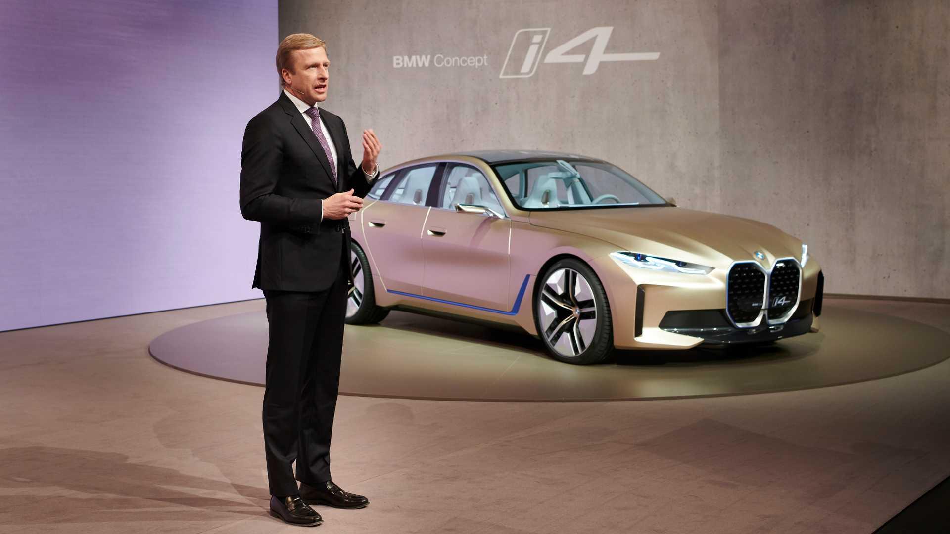 El nuevo BMW Serie 7 contará con una versión 100% eléctrica