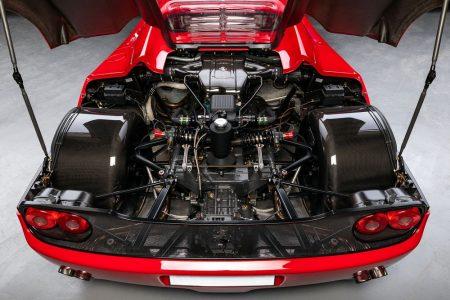 Este Ferrari F50 con una restauración valorada en 250.000 euros ahora puede ser tuyo
