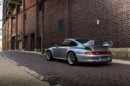 Este Porsche 993 GT2 de 1996 puede ser tuyo... si dispones de aproximadamente un millón de dólares