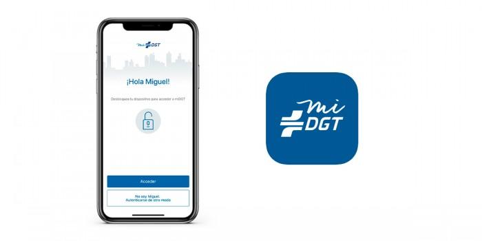 La app MiDGT ya disponible para su descarga: Lleva el permiso de conducir en tu móvil