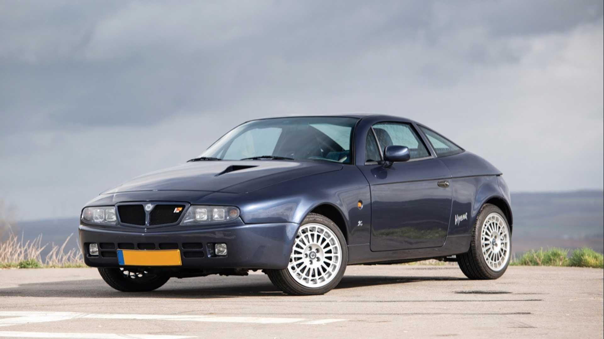 Lancia Hyena Zagato, el coupé derivado del Delta HF Integrale puede ser tuyo