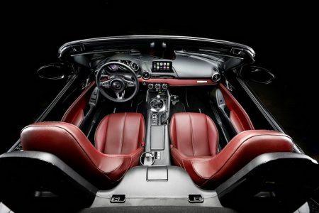 Mazda hace un guiño al MX-5 de primera generación con el Eunos Edition