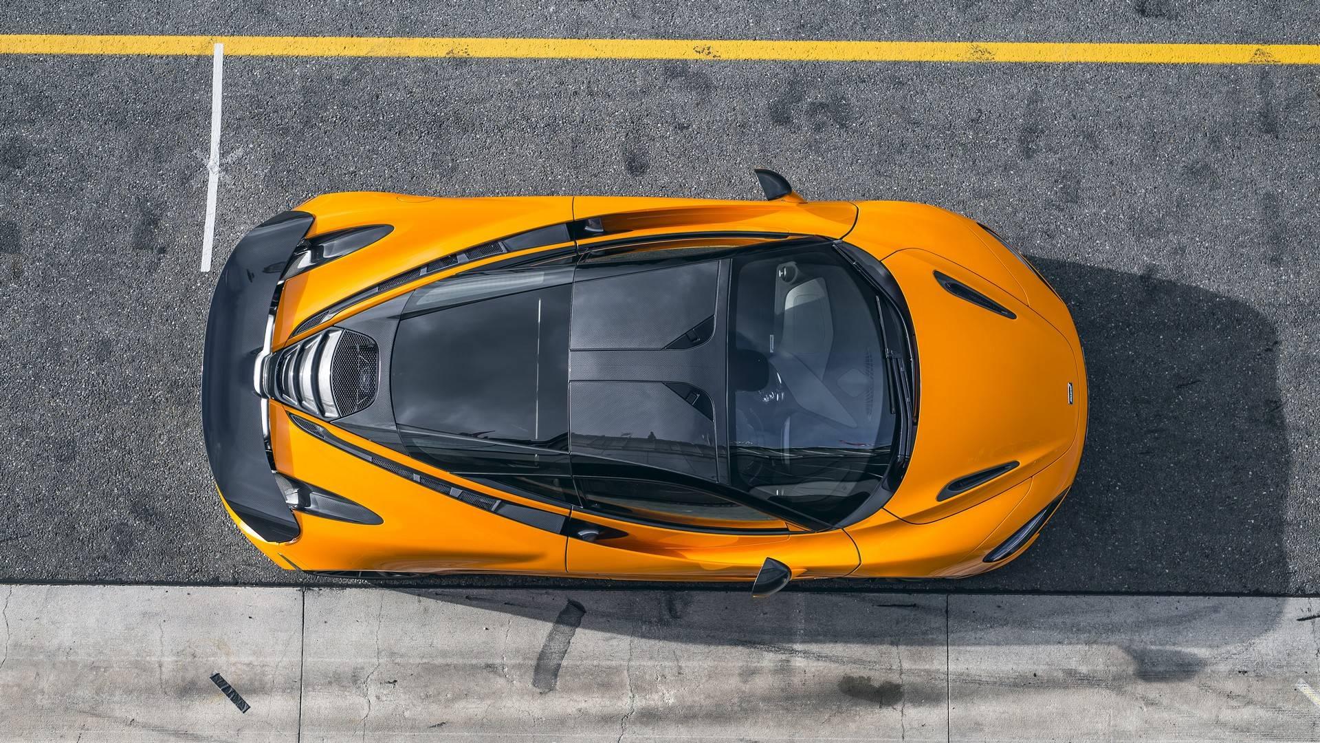 McLaren presenta hoy el 750 LongTail: últimos detalles