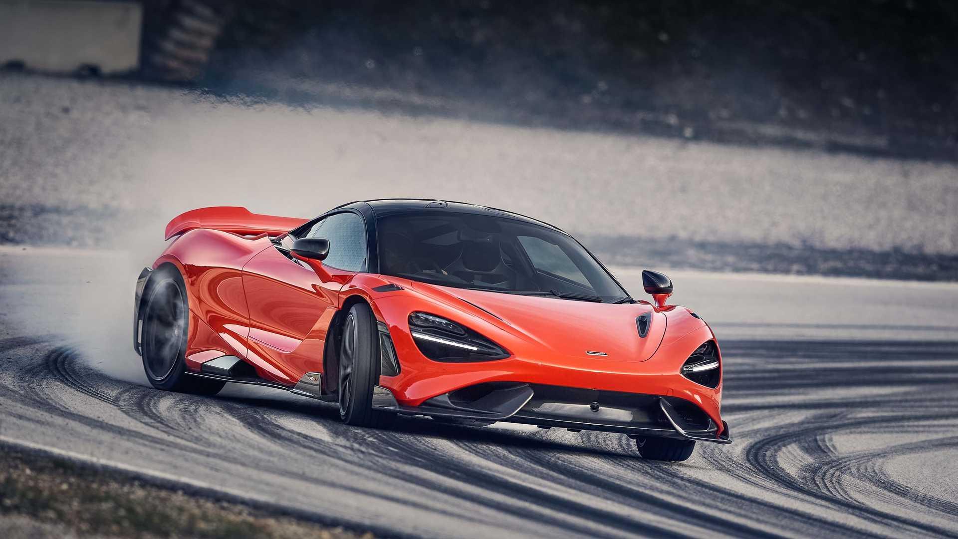 El McLaren 765 LT es ya un hito: cifras para no dormir