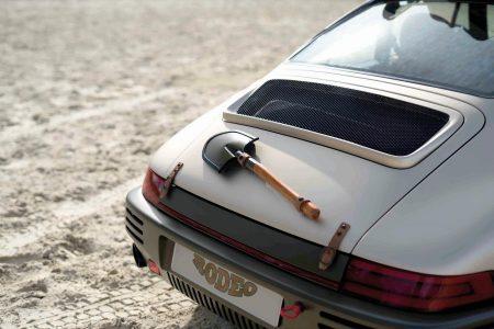 RUF Rodeo Concept: El Porsche 911 se vuelve todocamino