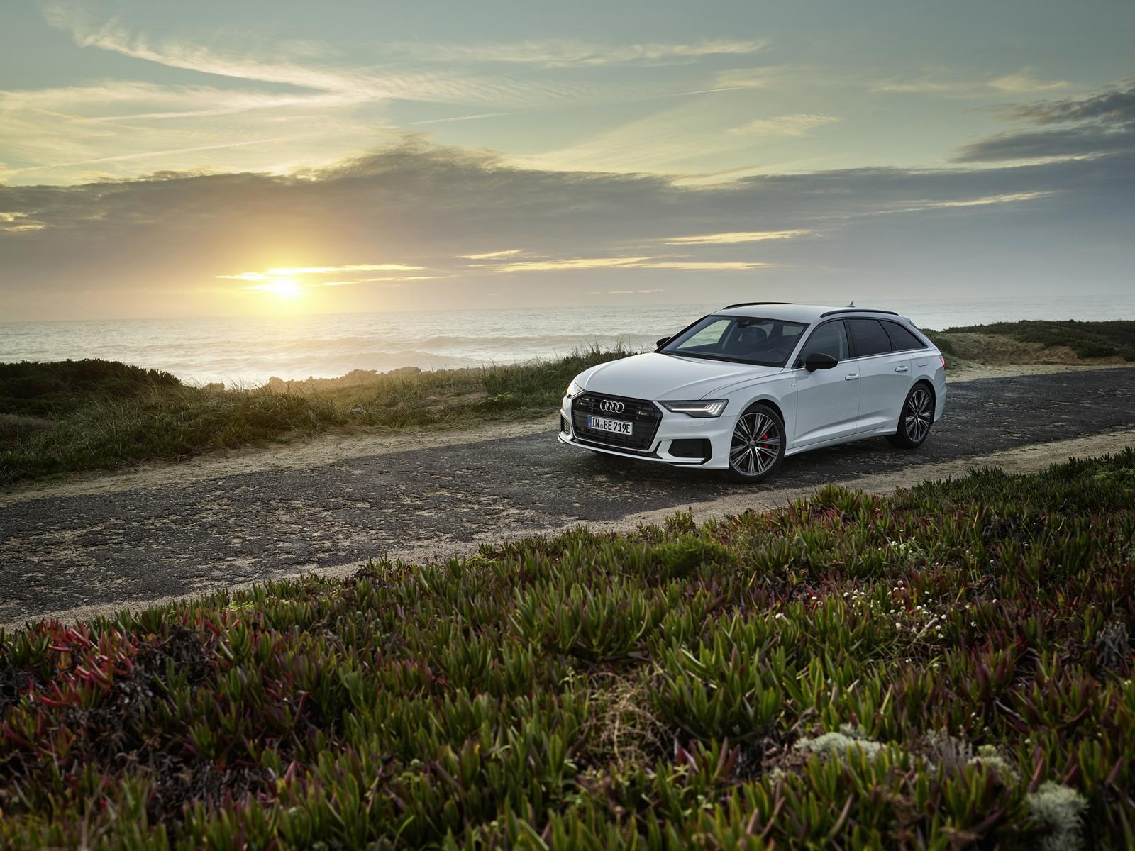 Audi Audi A6 Avant TFSIe quattro: El familiar se vuelve híbrido y enchufable