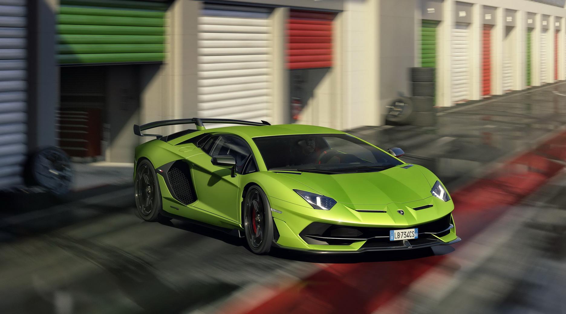 El Lamborghini Aventador SVJ a revisión: puede dejarte encerrado en su interior