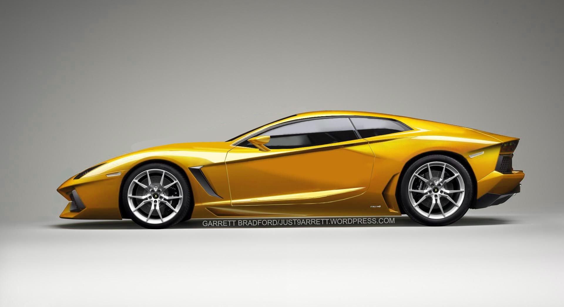 Lamborghini no descarta un superdeportivo de motor delantero: todos los detalles