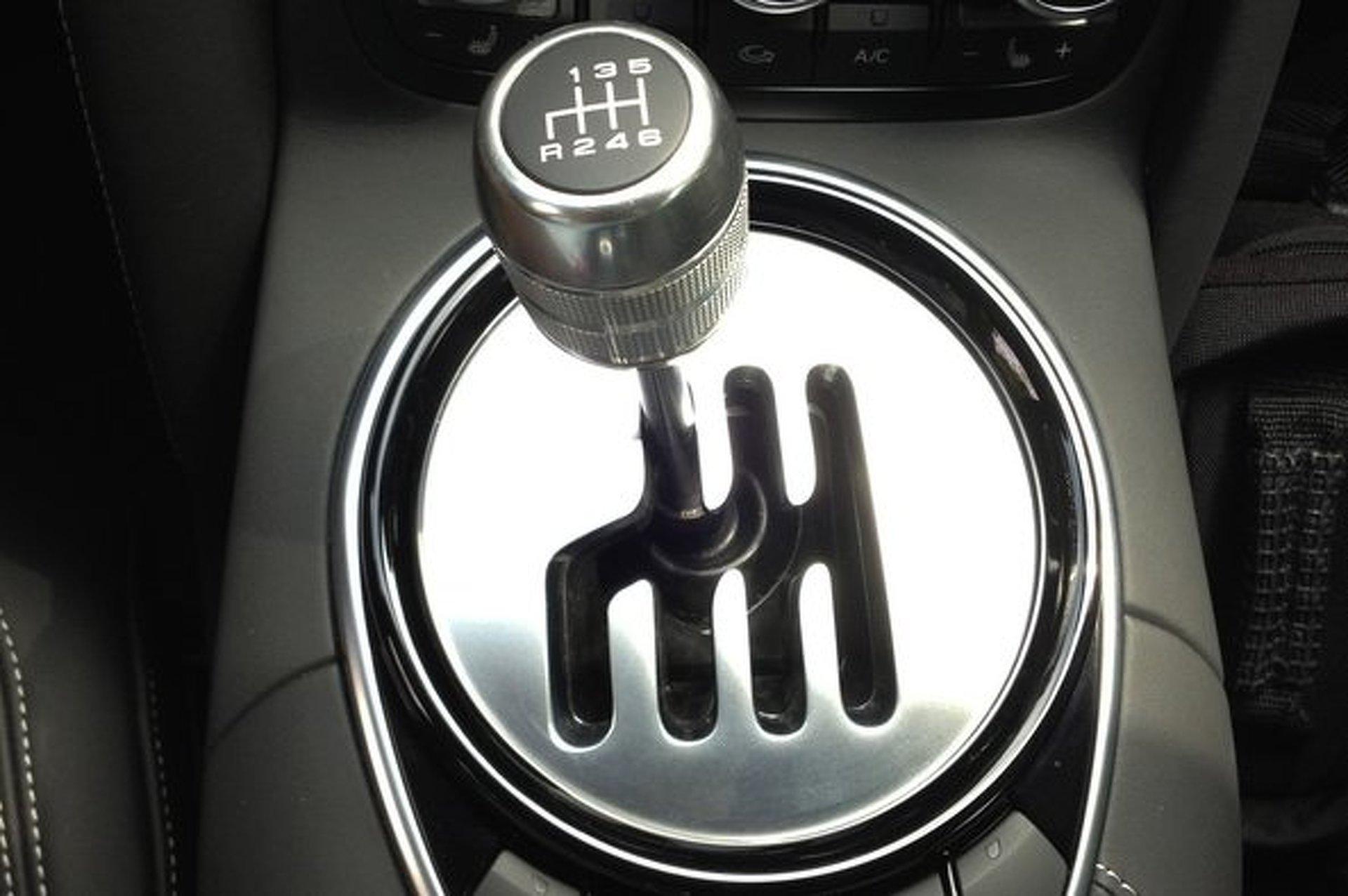 Los coches con cambio manual están a punto de extinguirse en los Estados Unidos