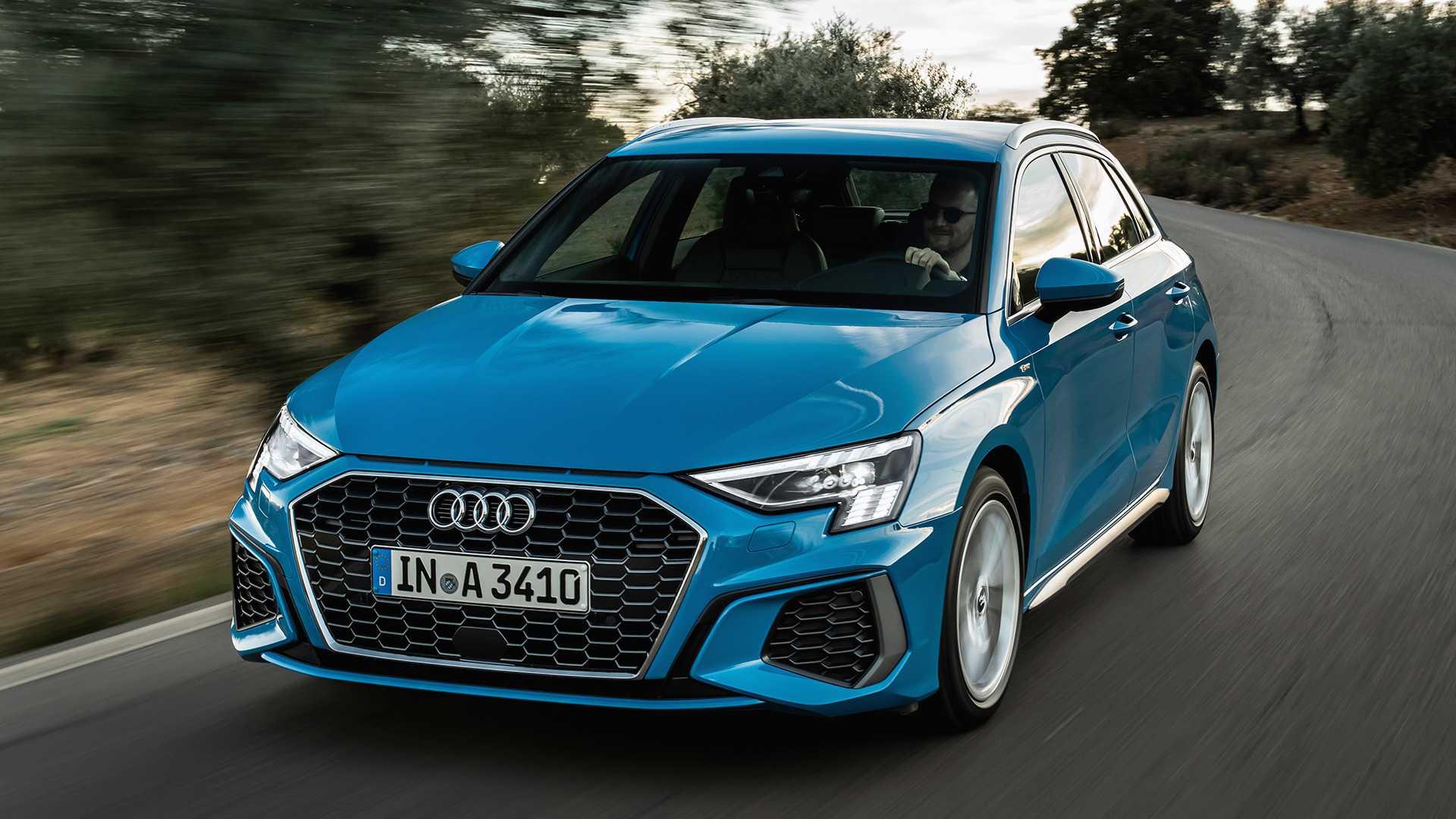 El Audi A3 Sportback 2020 recibe los motores 1.0 TFSI y 1.5 TFSI