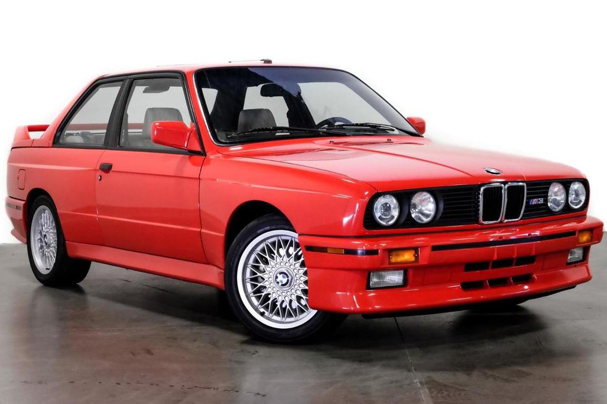 El BMW M3 E30 de la colección de Paul Walker sale a la venta: Prepara la cartera