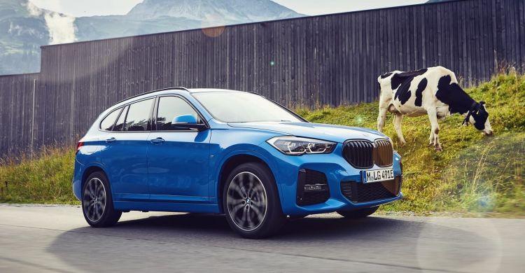 El BMW X1 xDrive25e híbrido enchufable ya tiene precio: Desde 47.600 euros