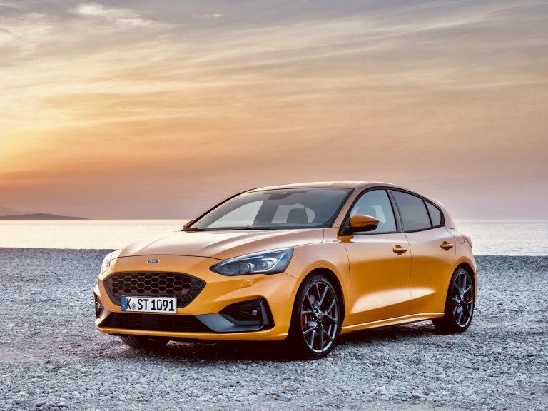 El Ford Focus ST de nueva generación podría ser híbrido