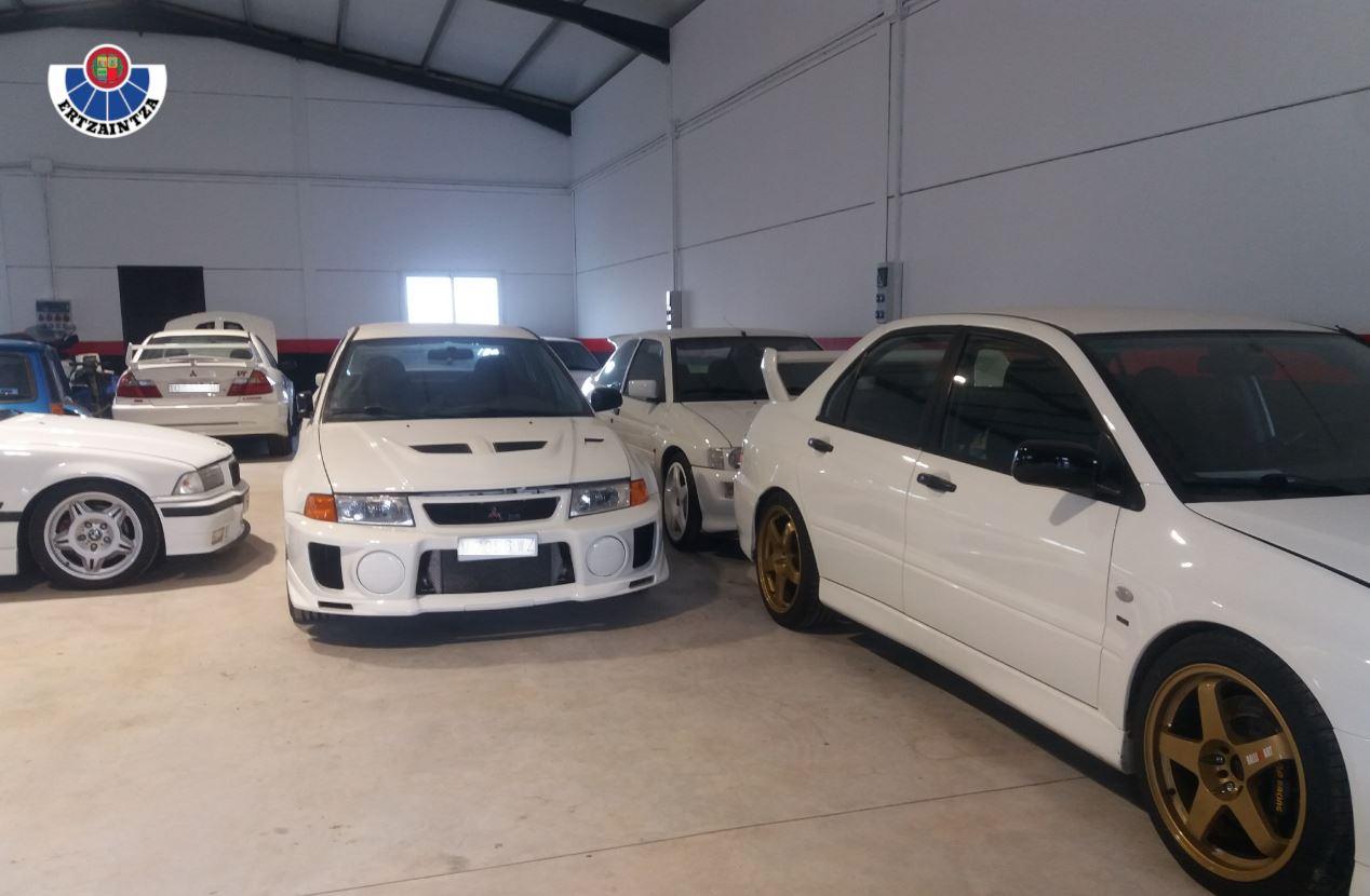 Encuentran 26 coches robados en Guipúzcoa: No creerás los coches de los que se trataba...