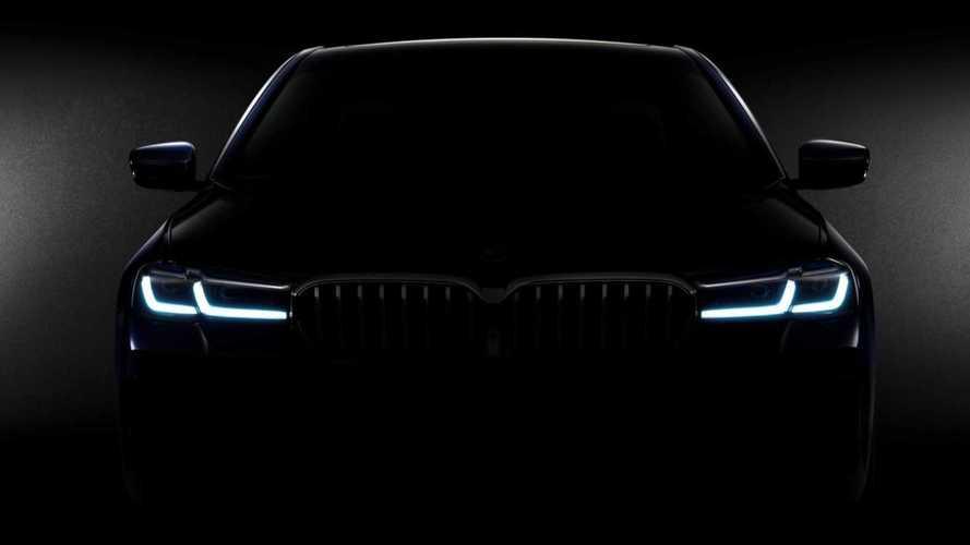 Primer anticipo oficial del renovado BMW Serie 5: ya casi está aquí