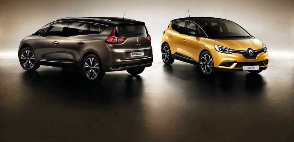 Renault no desarrollará un sucesor directo para el Espace, Talisman y Scénic