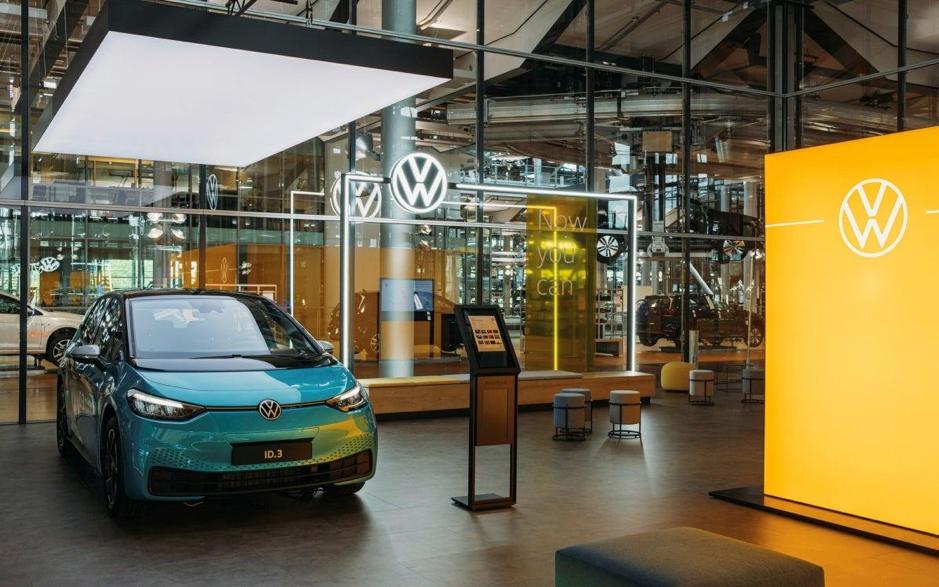Volkswagen abre su primera ID.Store: dedicada a los coches eléctricos