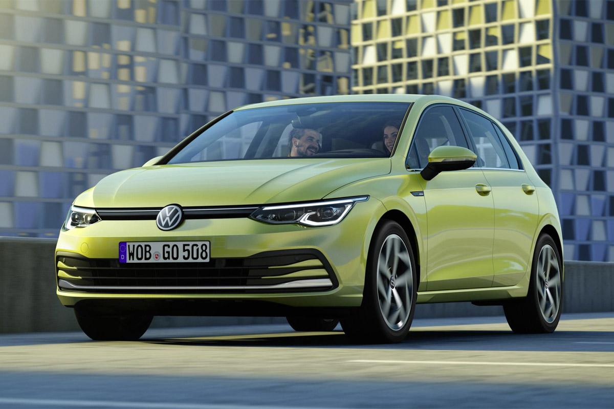 Volkswagen paraliza las entregas del Golf Mk8 debido a un fallo de software