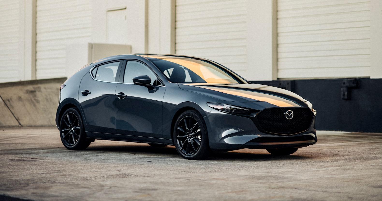 Mazda podría lanzar un Mazda3 con motor turbo y tracción total en 2021