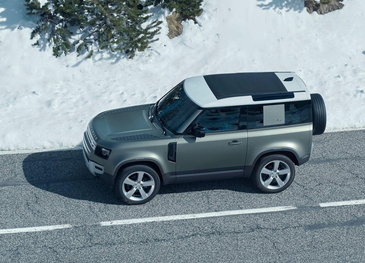 El Land Rover Defender 90 se retrasa hasta 2021 debido a la pandemia del COVID