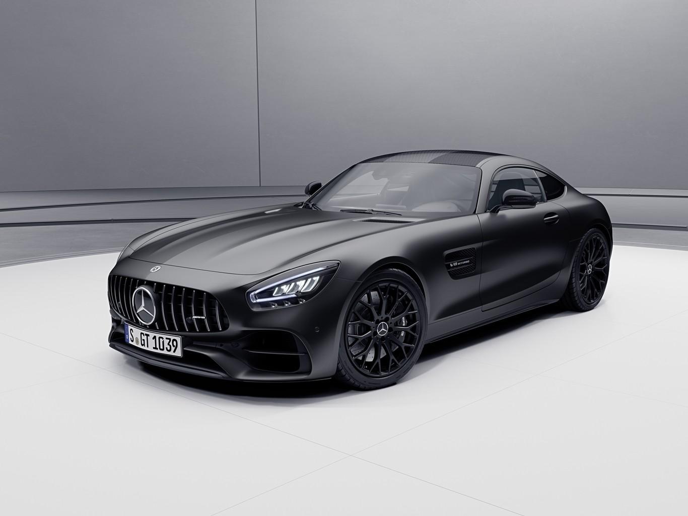 El Mercedes-AMG GT 2021 pasa de 476 a 530 CV