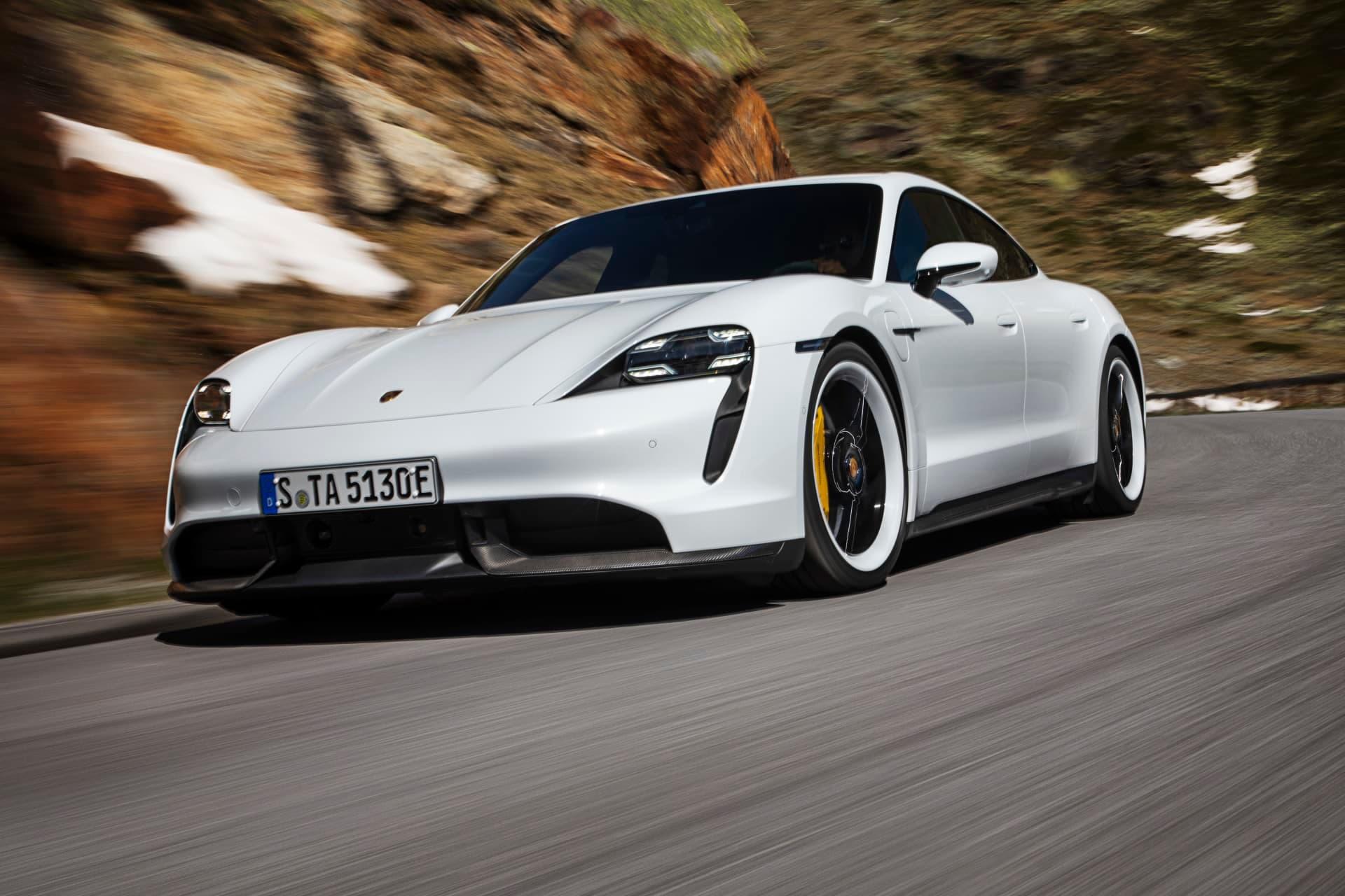 El Porsche más vendido en Europa ya no es térmico: es eléctrico