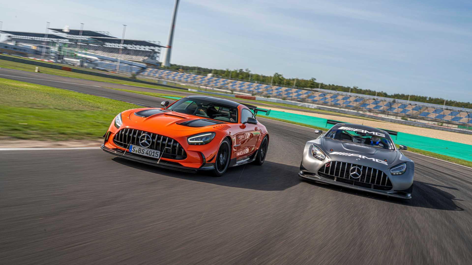 El Mercedes-AMG GT Black Series ya está disponible: Apto para muy pocos bolsillos
