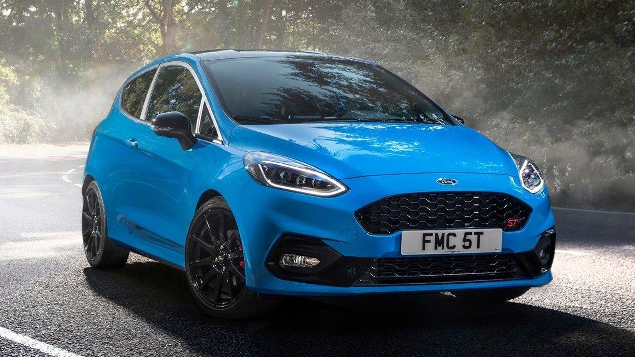 Ford Fiesta ST Edition: 500 unidades de esta serie con una mejor puesta a punto