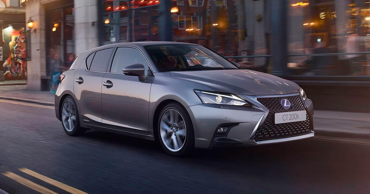 Lexus cesará la comercialización en Europa de los CT, IS y RC: Seguirá manteniendo la gama SUV y crossover