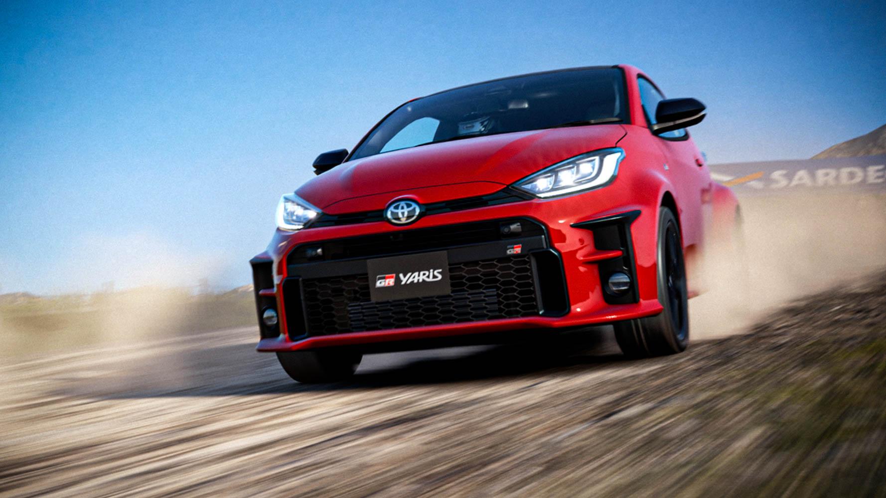 El Toyota GR Yaris ya está disponible también en el mundo digital: ¿quieres saber dónde?