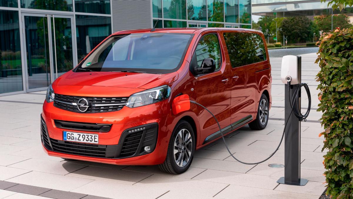 La Opel Zafira-e Life 100% eléctrica llega a España: desde 52.708 euros