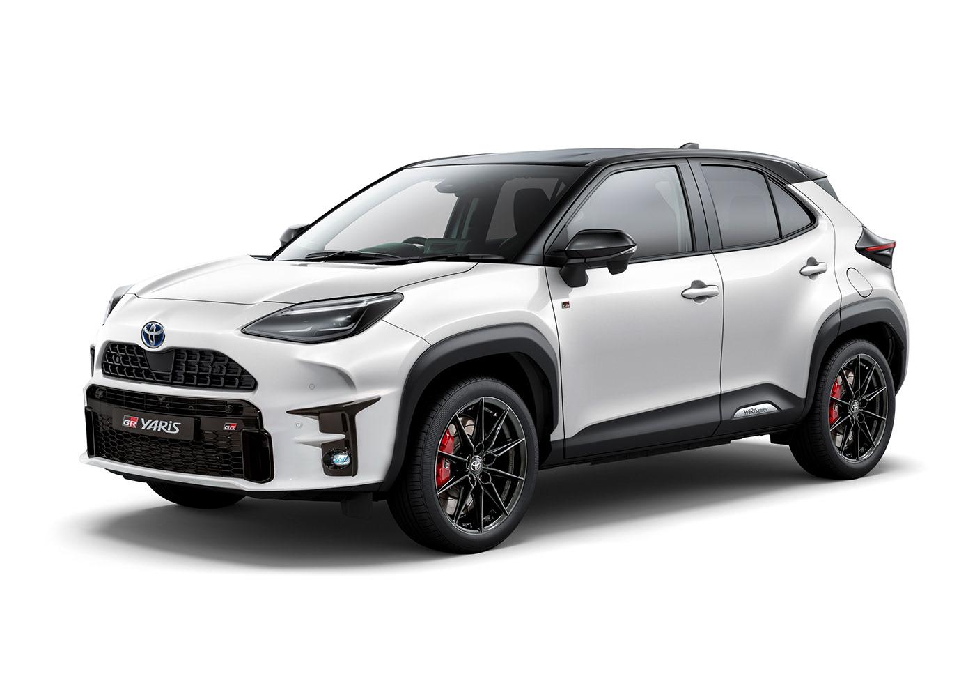 Toyota no lanzará un GR Yaris Cross: ¿Tiene sentido?