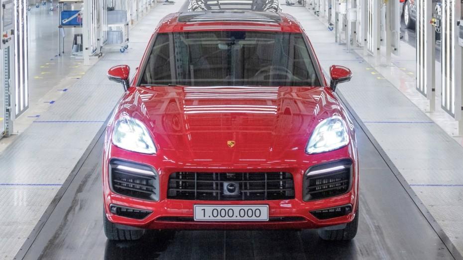 1 millón de Porsche Cayenne vendidos: el coche que salvó a la marca