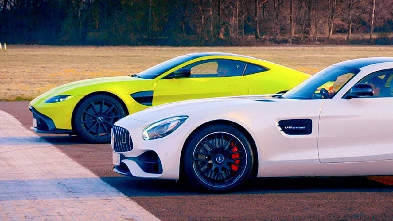 Aston Martin montará motores de AMG a la carta