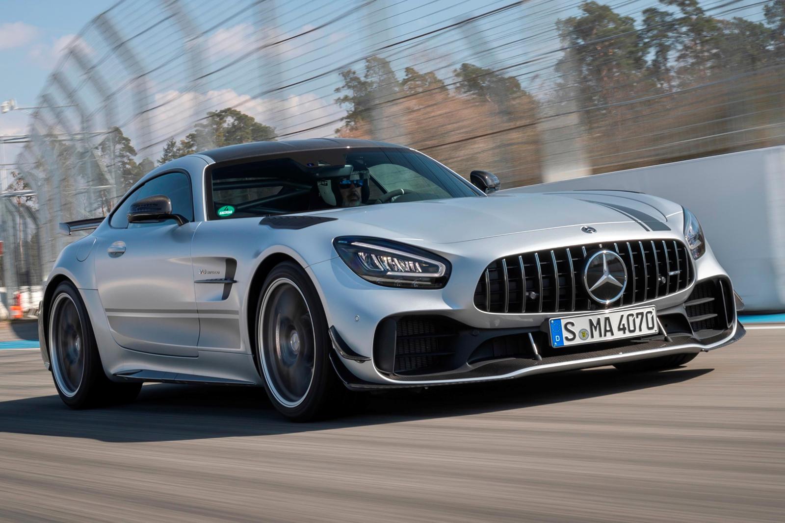 El Mercedes-AMG GT R podría cesar su producción próximamente