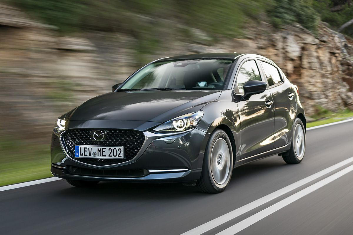El relevo del Mazda2 será un Toyota Yaris híbrido con diferente aspecto