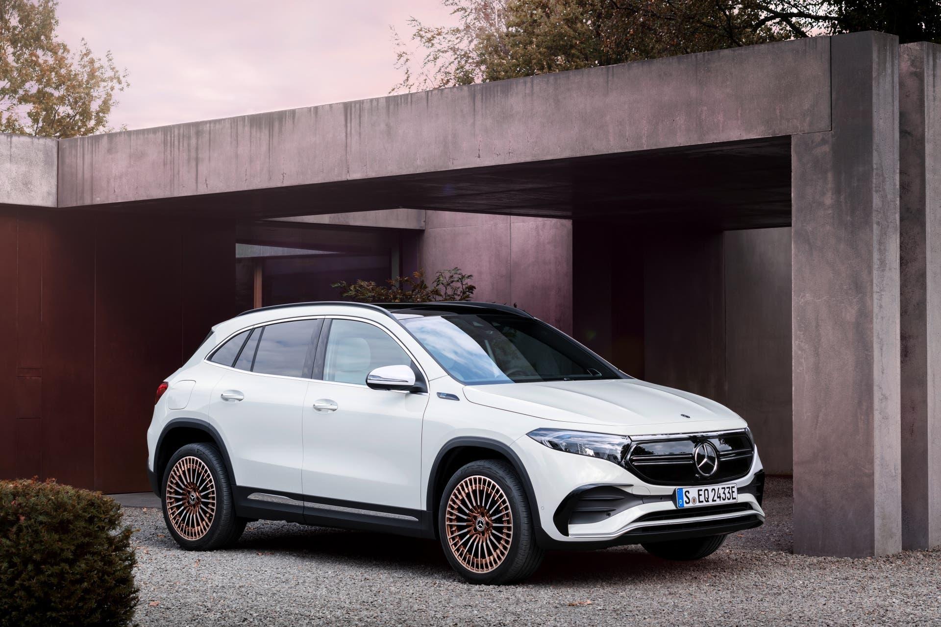 El Mercedes EQA 250 llega a España: ¿Cuál es su precio?